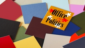 Prevail over office politics