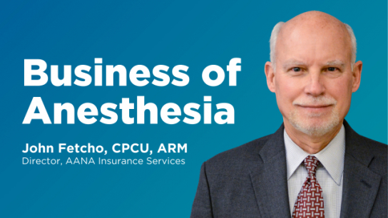 AANA Insurance Services Policy Coverage Benefits: Much More Than Malpractice Protection