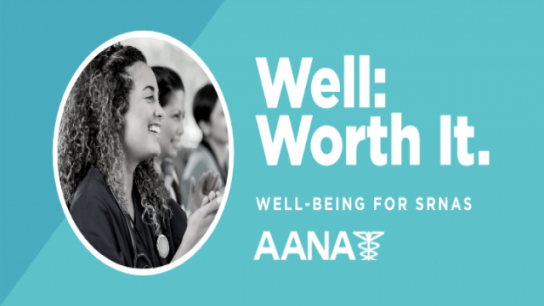 SRNA Well-being: Well Worth It