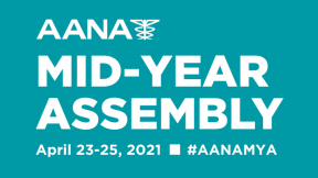 AANA Executive Reports and Award Presentations